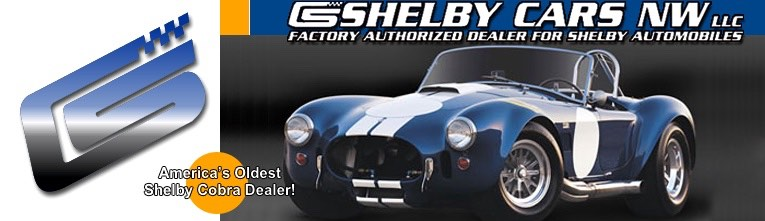 Title Shelby cars north west, factory authorized dealer for shelby automobiles